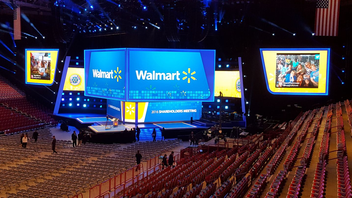 Walmart Shareholder Meeting