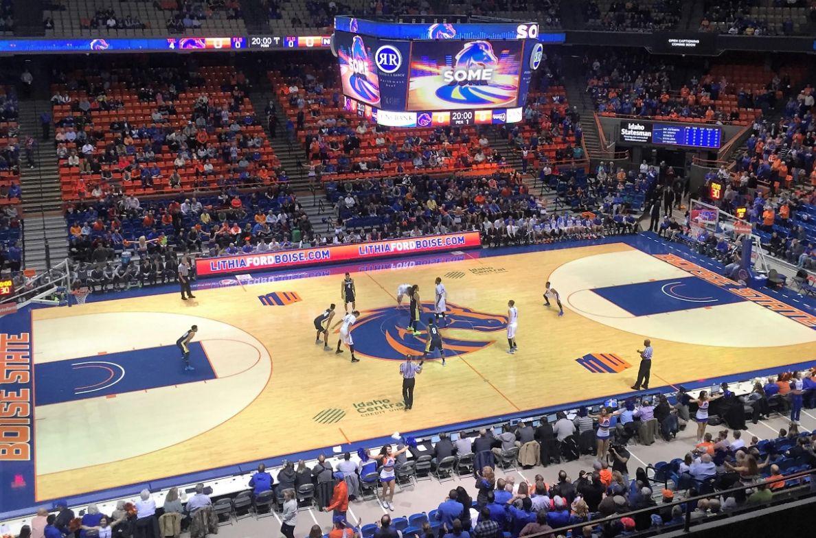 Boise State University Basketball