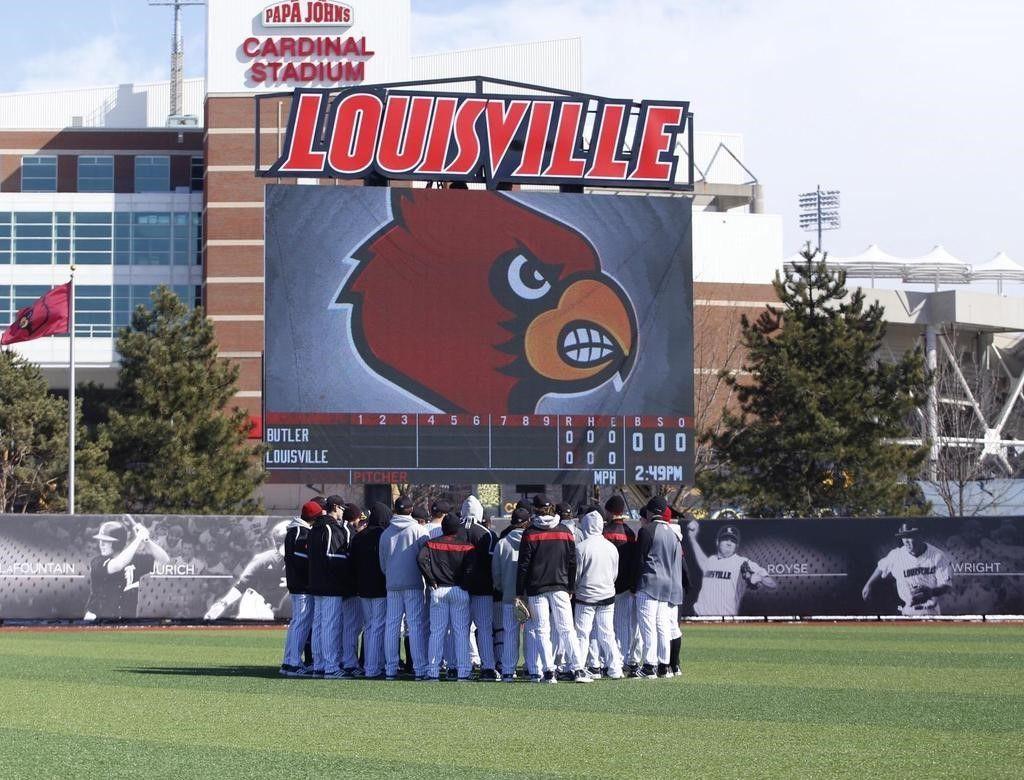University of Louisville Baseball