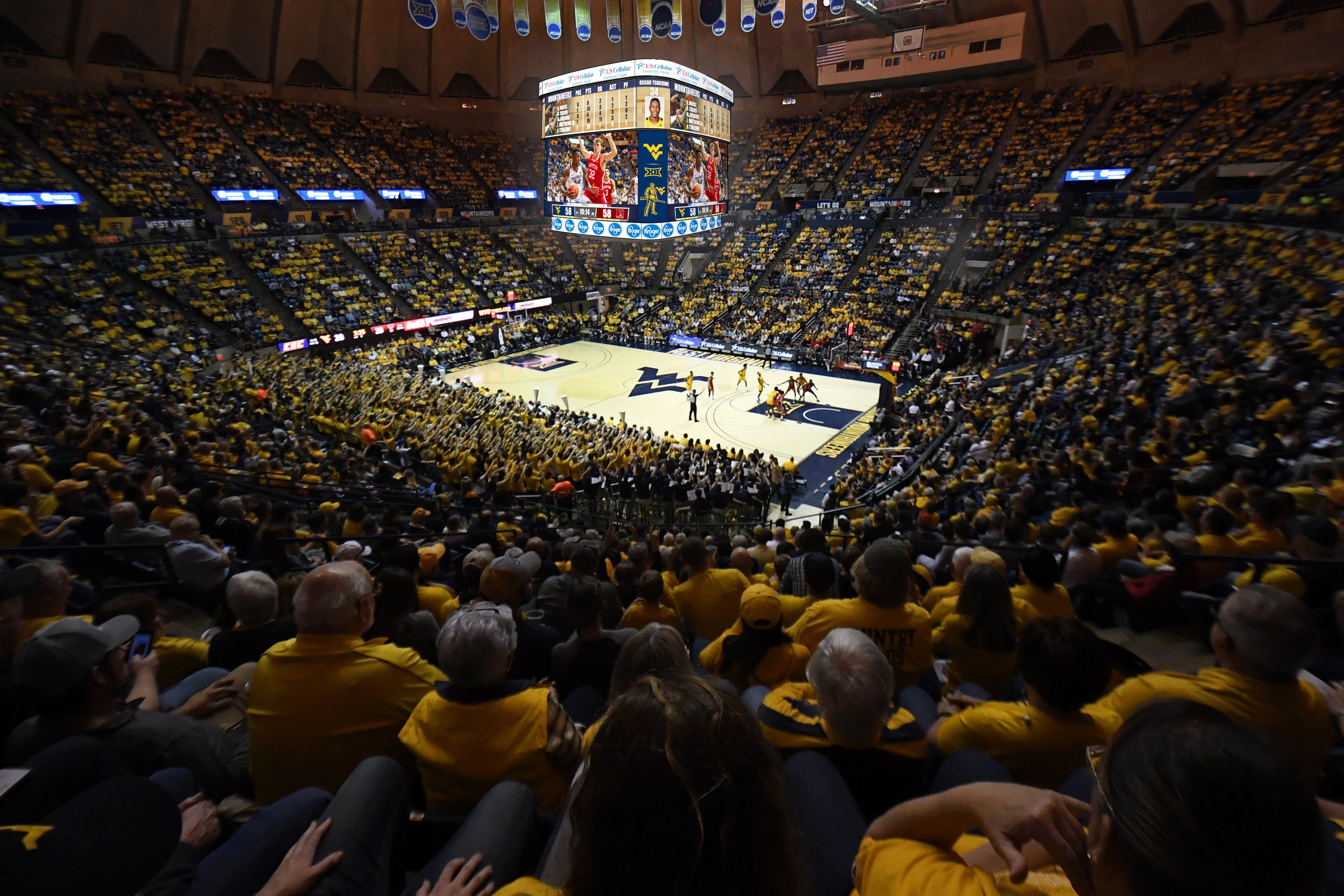 West Virginia University Teams Up with ANC to Elevate Fan Atmosphere