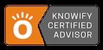 Knowify Certified Advisor logo