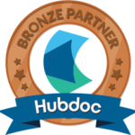 Hubdoc Bronze Partner logo