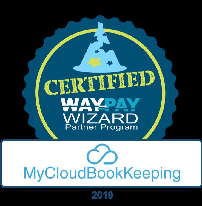Certified WayPay Wizard logo