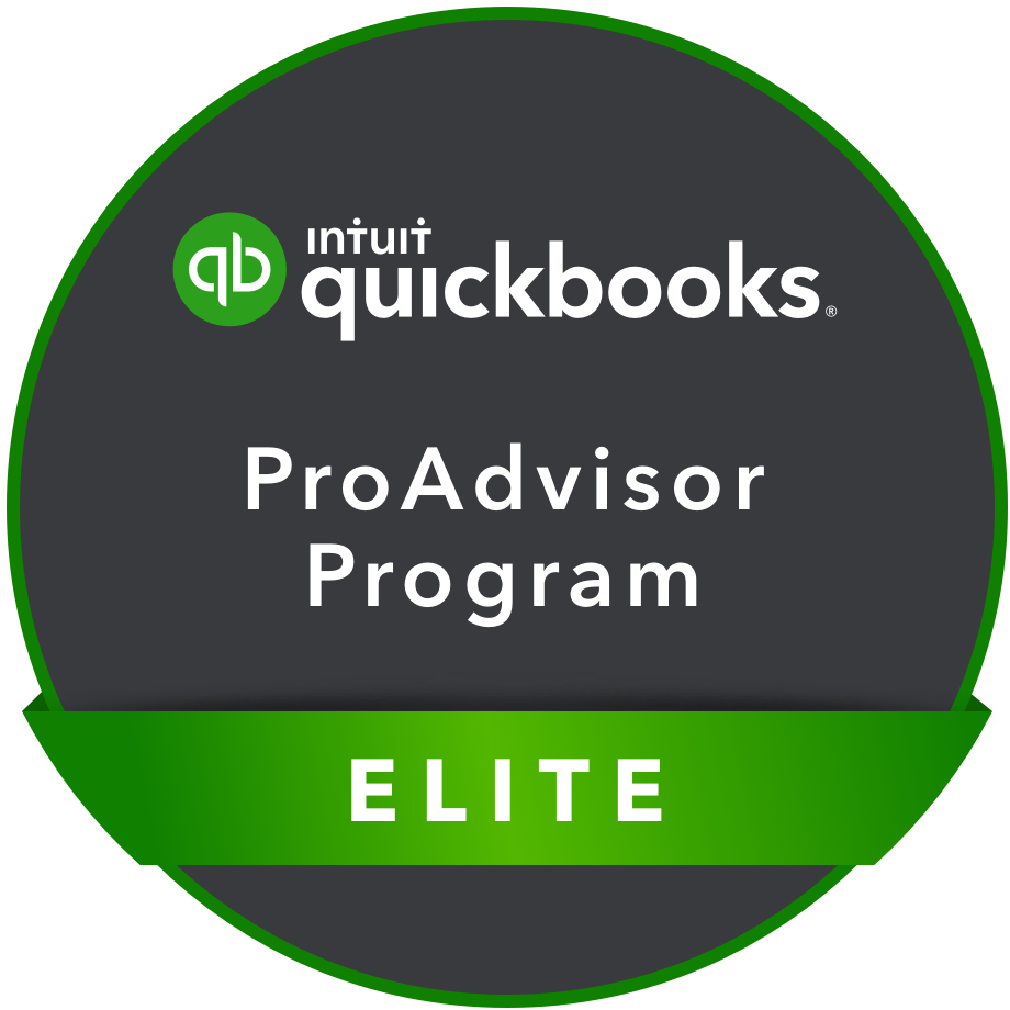 QuickBooks ProAdvisor Program Elite logo