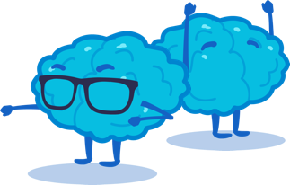 pair of brains