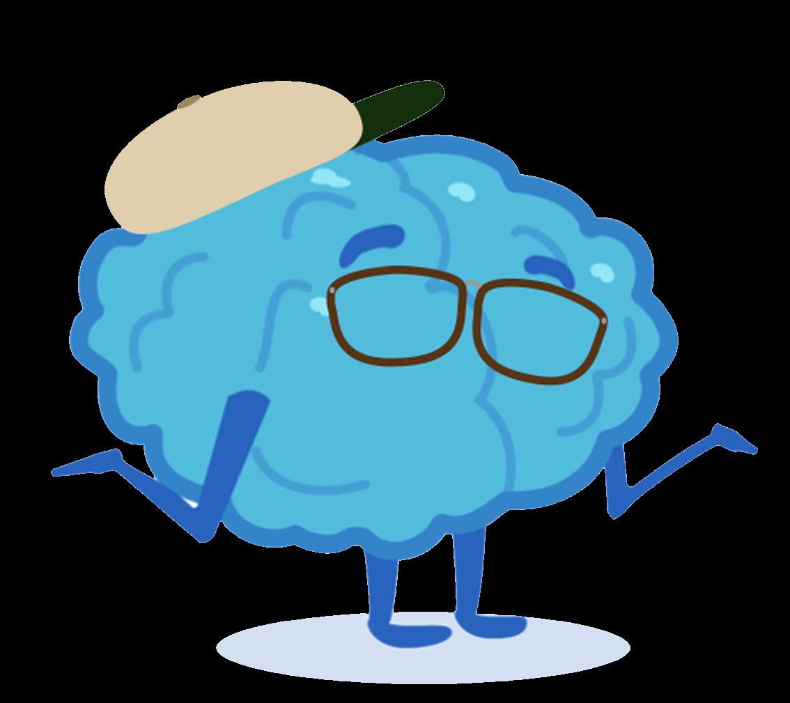 hat brain