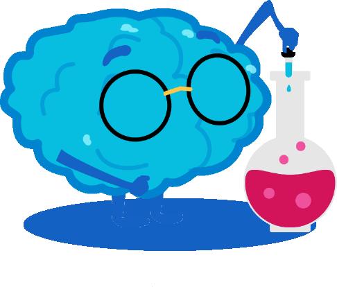 Scientist brain