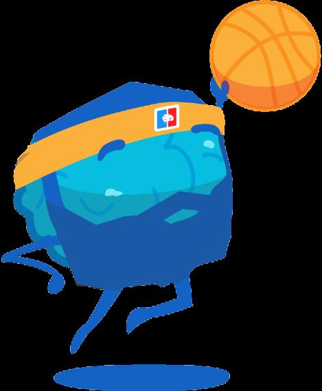 Basketball brain