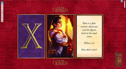 For the Queen set up on roll20