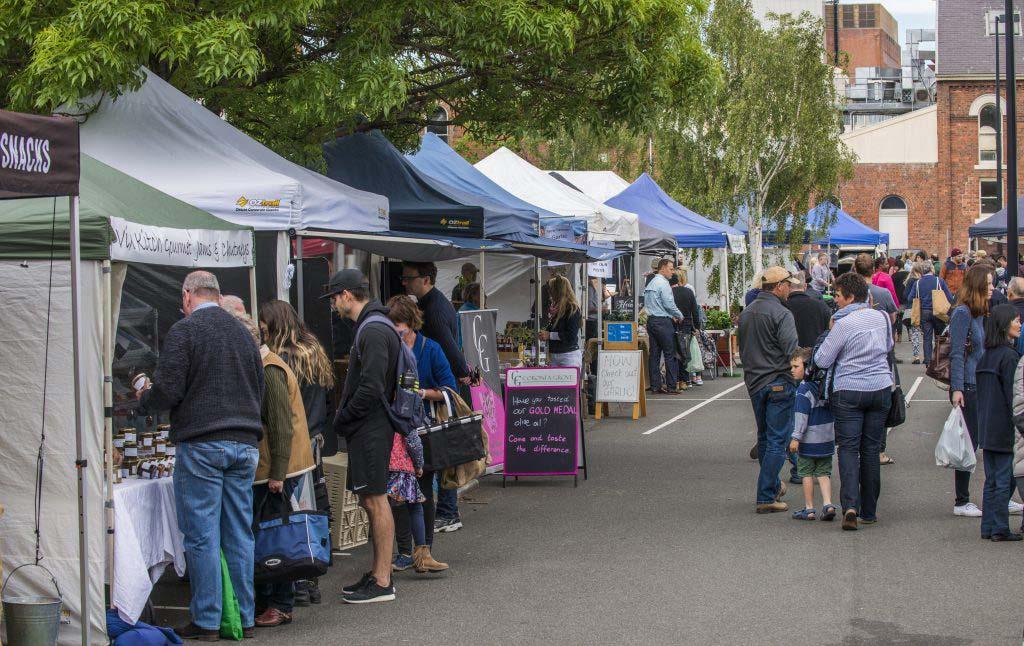 Harvest Launceston Community Farmers' Market