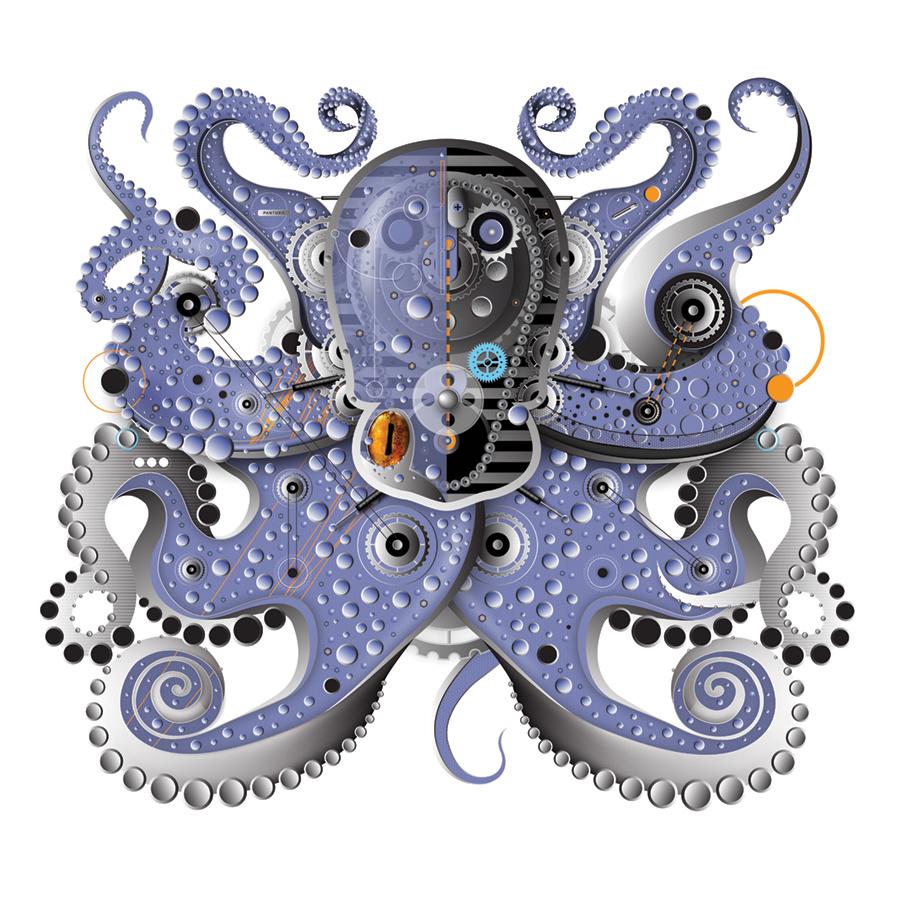 Michael Pantuso / OCTOPUS mechanical integration
