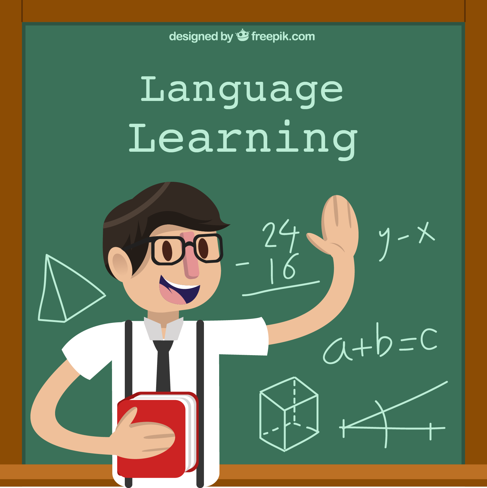 Icone Maths Language Learning