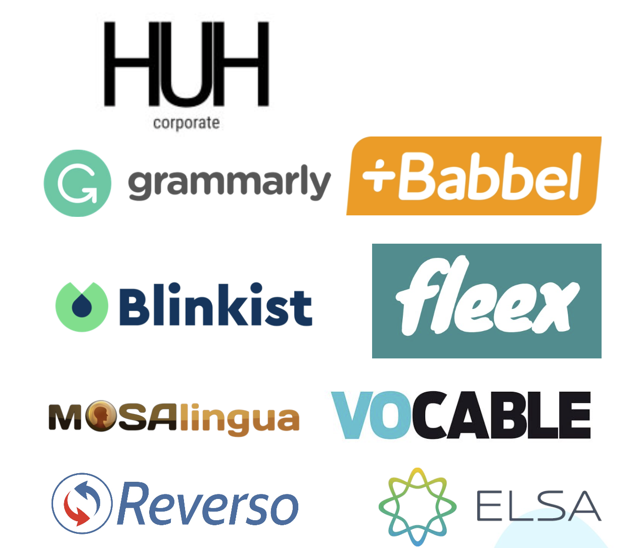 Logos services partenaires