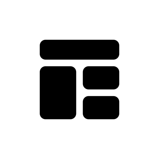 Project page editor icon