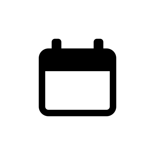 Booking calendar icon