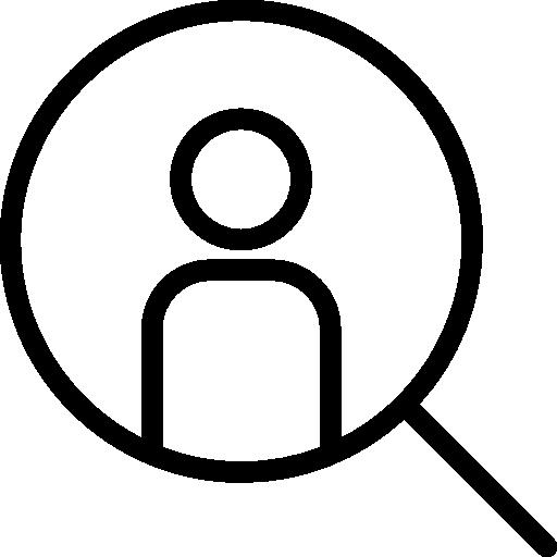 Search icon by Freepik