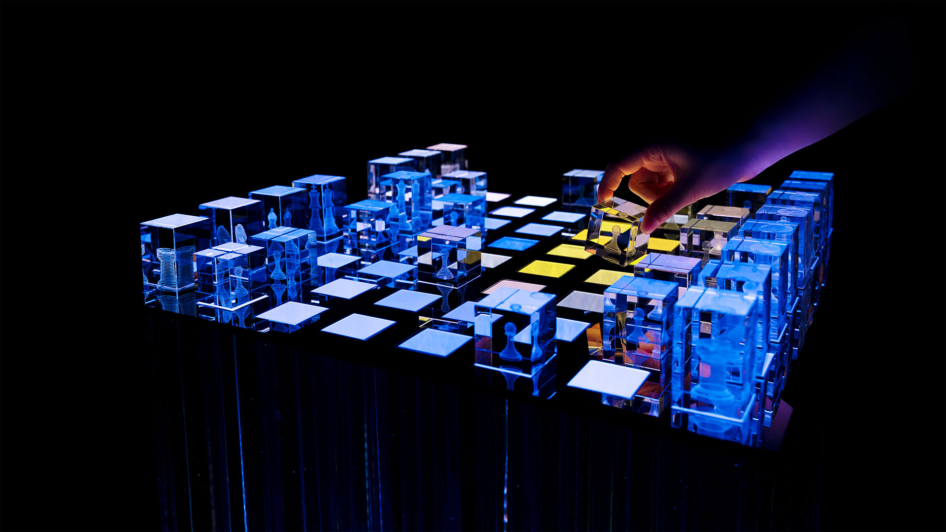 Chess Block