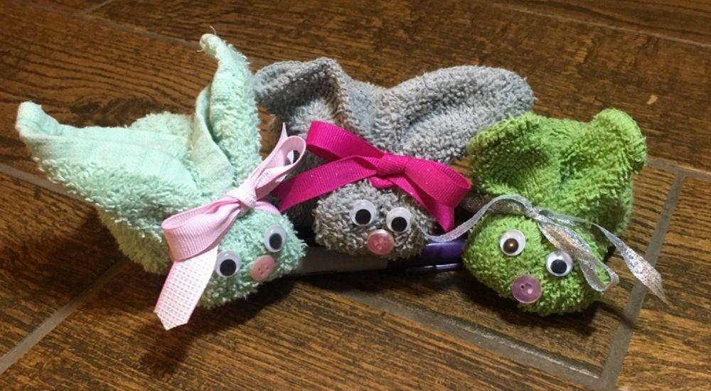 Make Your Own Snuggle Bunny