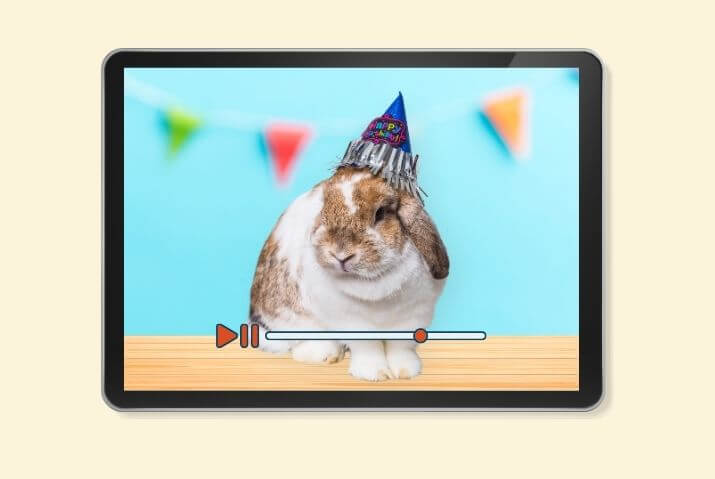 Virtual BunnyGram