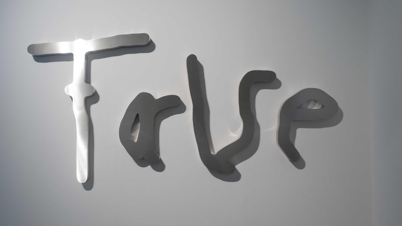 Paul Valentin Exhibition AdbK München Kunst Munich Ausstellung True and False