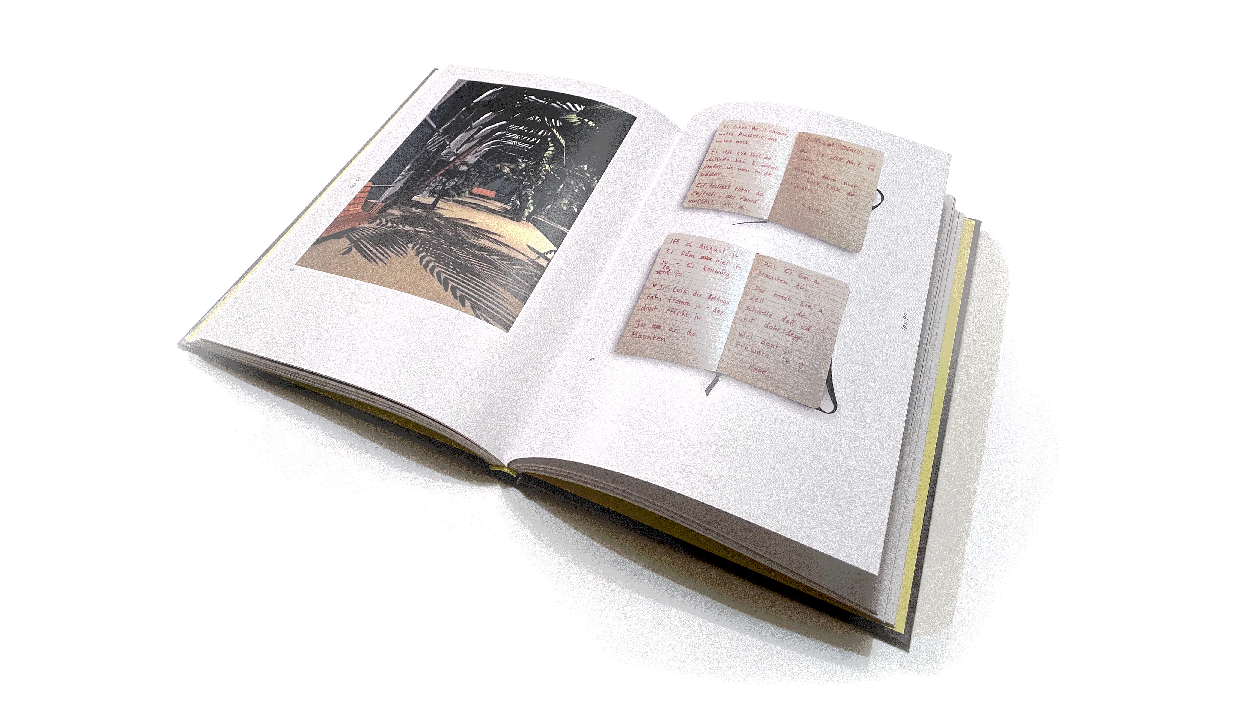 Paul Valentin Air Into Solid Book Artistbook Suedeutsche