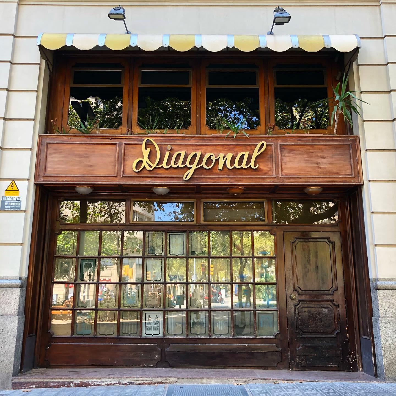 Diagonal �