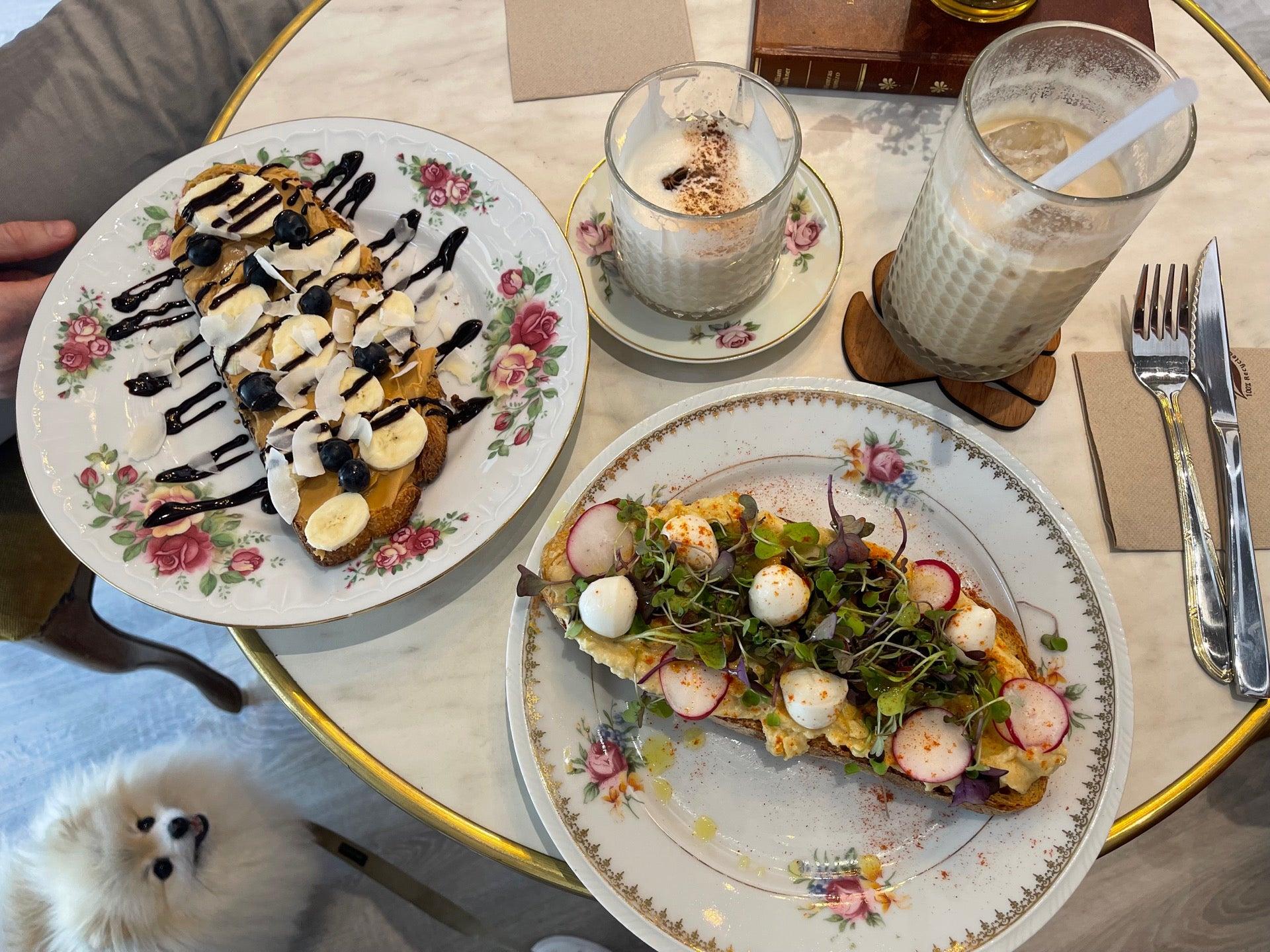 Camelia Art Café