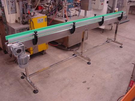 Conveyors - Slatband