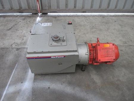 Pump-Vacuum