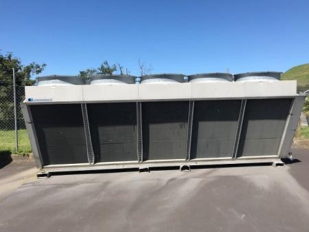 Dry-Air Cooler