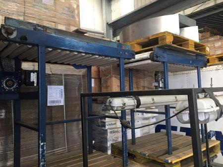 Conveyor - Roller (x2)