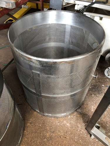 Spinner Bucket