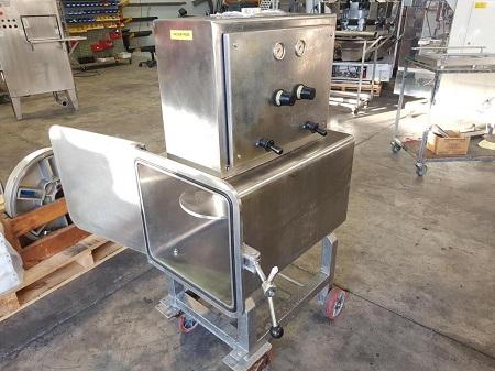 Vacuum Cheese Press