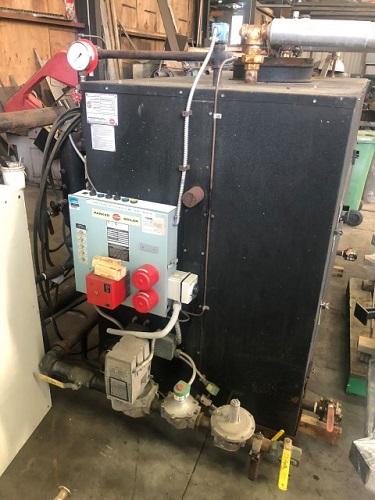 Boiler - Steam