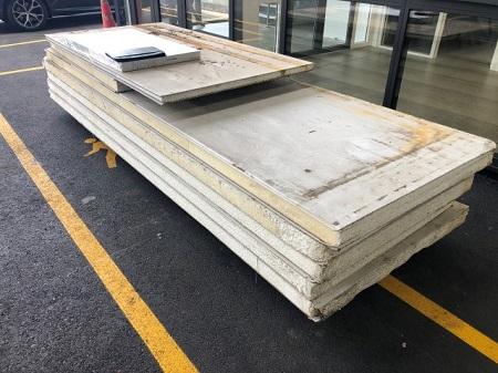 Freezer Panels