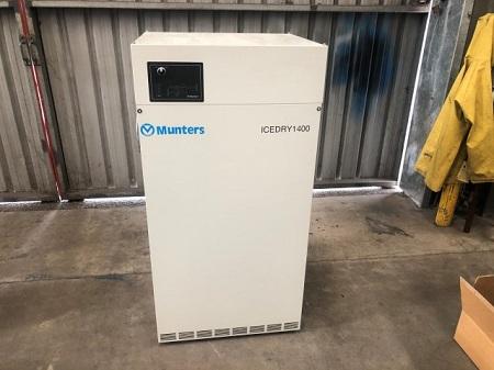 Freezer Dehumidifier