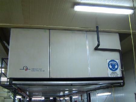 Overhead Coolers
