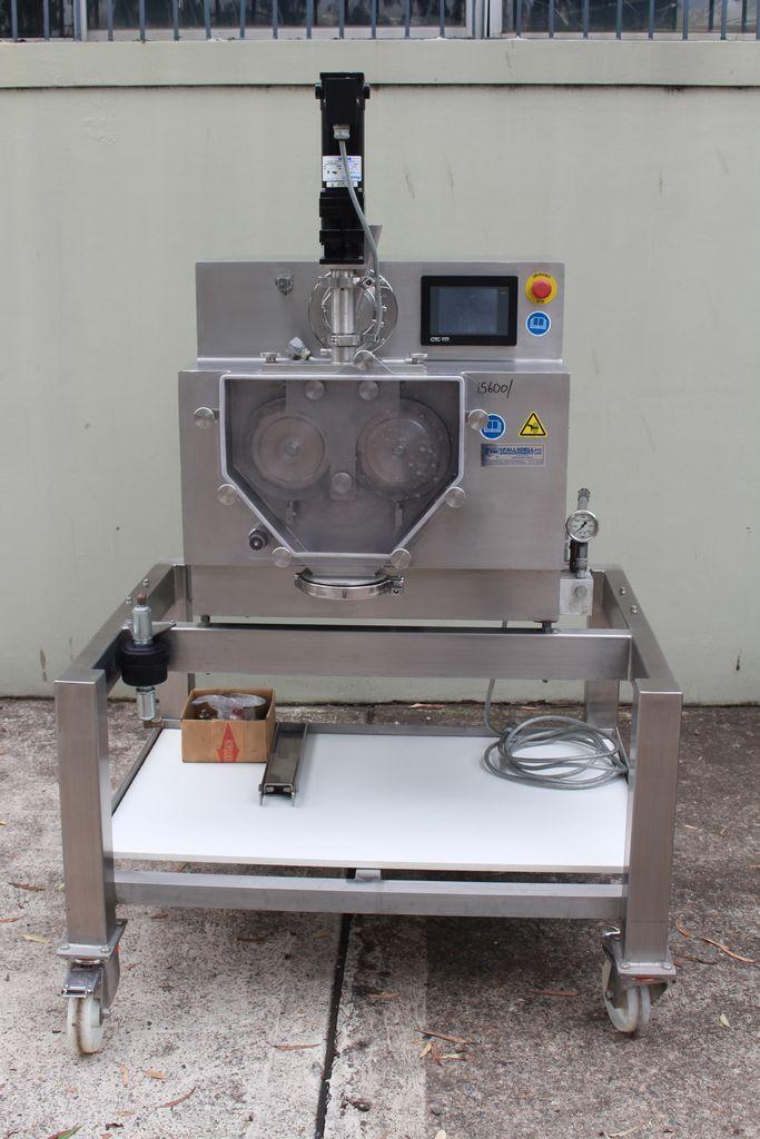 Granulator/Roll Compactor