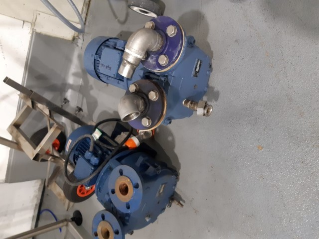 Pump (x2)