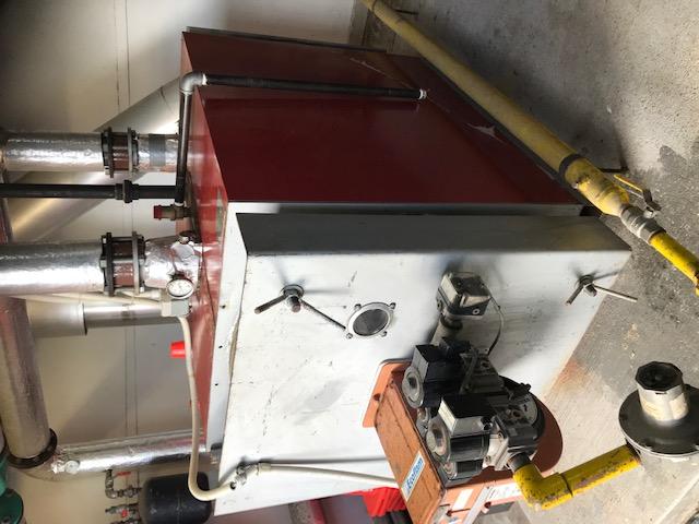 Boiler - Hot Water