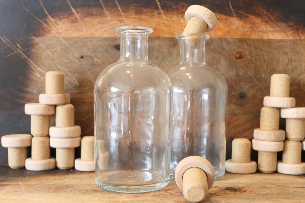 Bottles and Corks