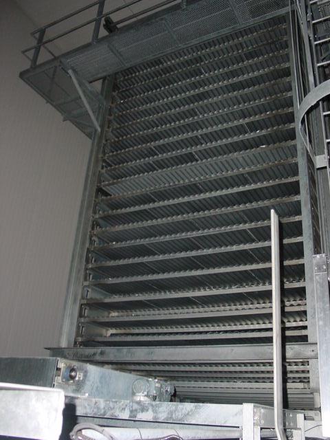 Stack Blast Freezer