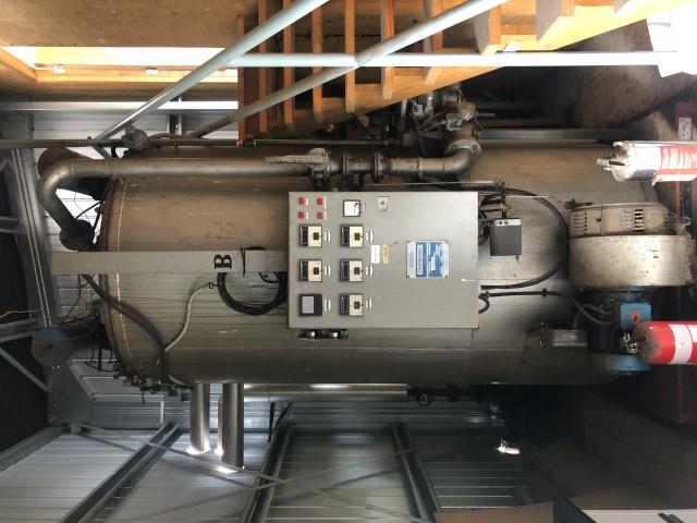 Hot Oil Heater