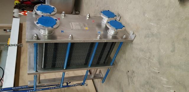 Heat Exchanger – Plate