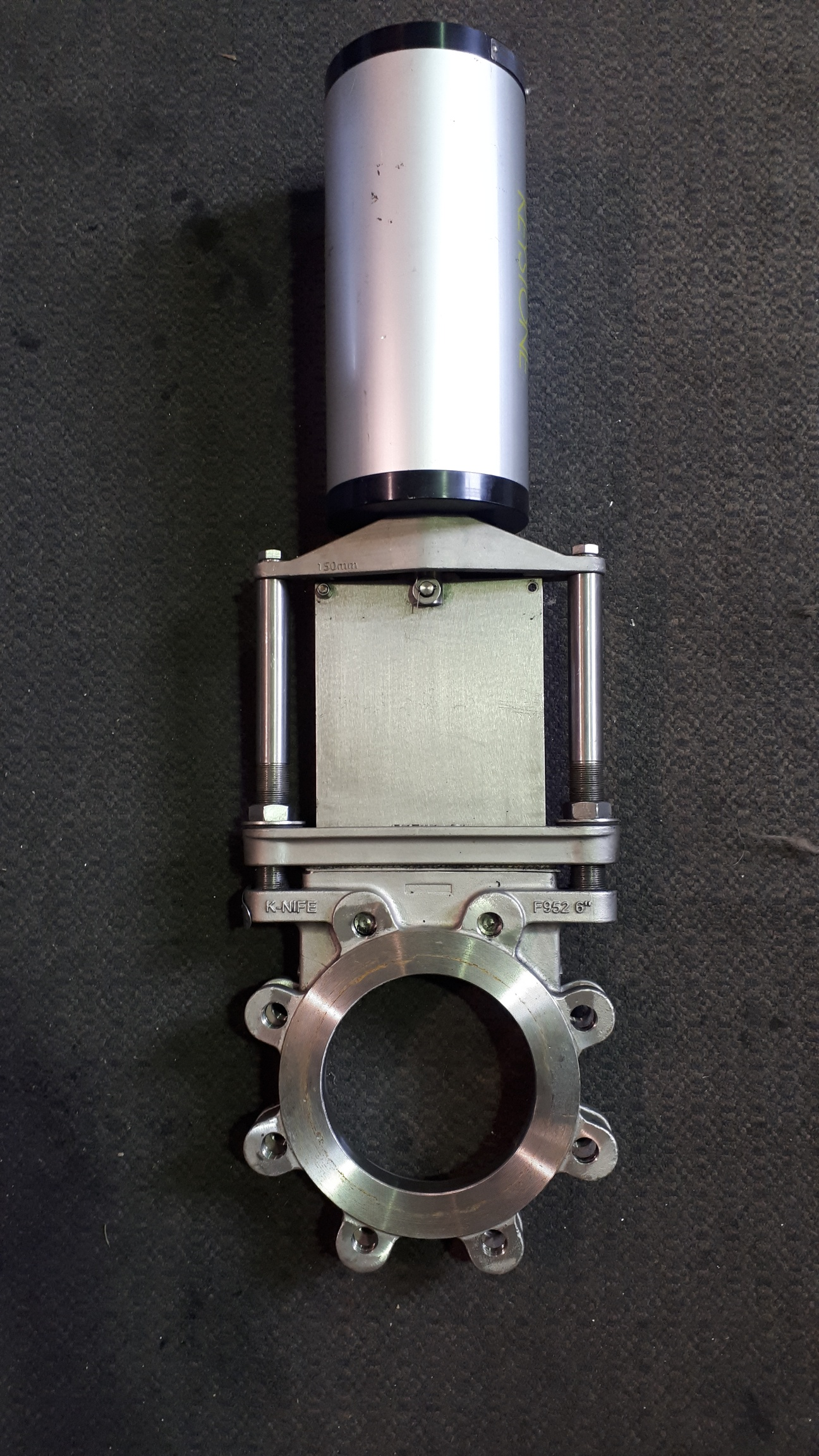 Knife Valves