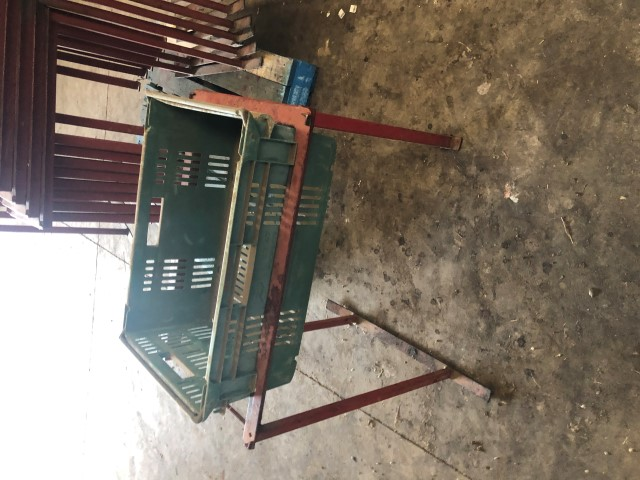 Fruit Crate Stands