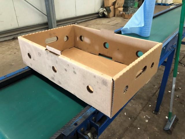 Cardboard Crates