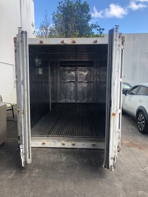Dryer - Container