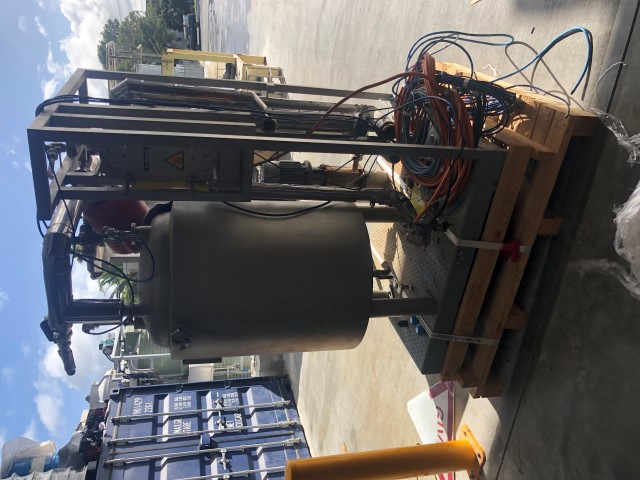 Tank and Heat Exchanger
