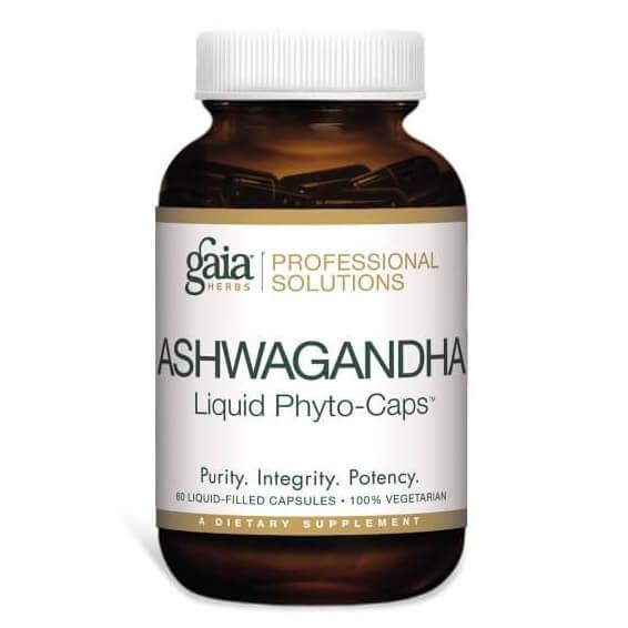 Ashwagandha Liquid Phyto-Caps